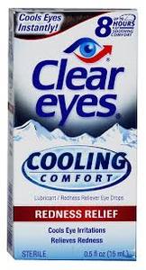 Bilde av Clear Eyes® Cooling Comfort Redness Relief