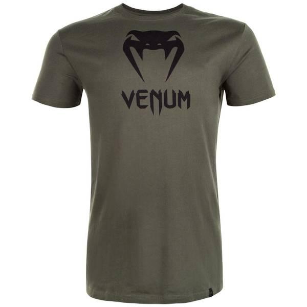 Bilde av VENUM Classic T-Skjorte - Kaki