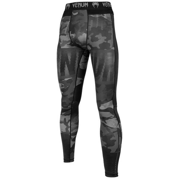 Bilde av VENUM Tactical Tights for menn - Svart