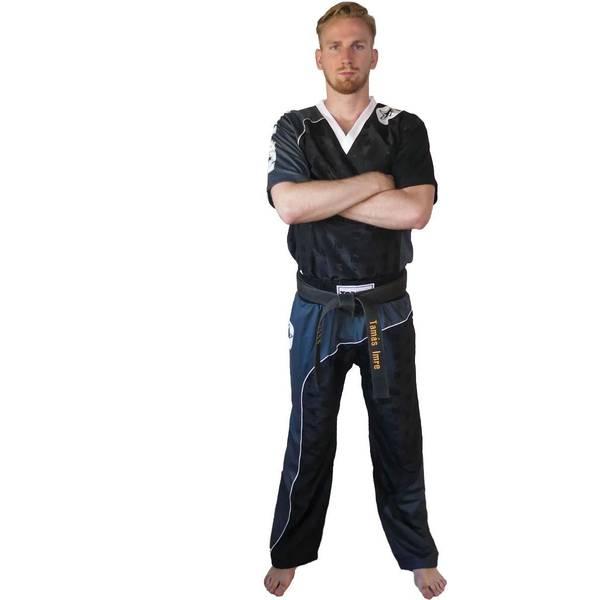 Bilde av TOP TEN Bow Kickboxinguniform - Svart/Svart