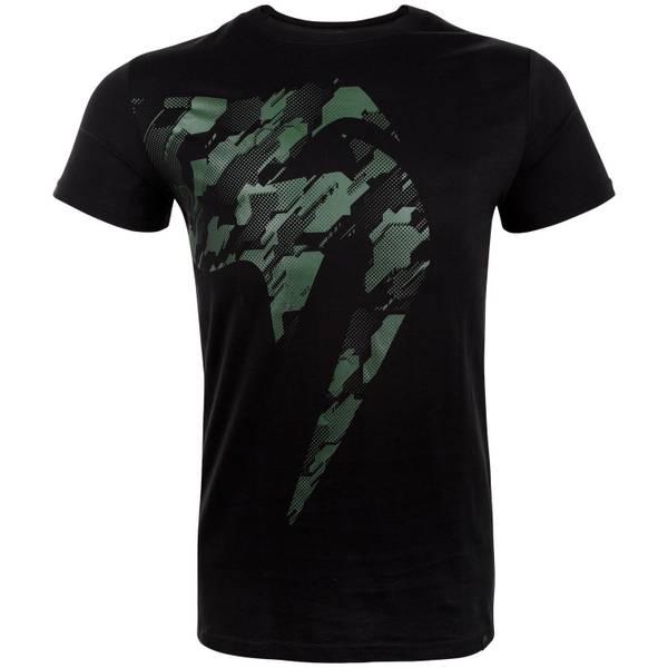 Bilde av VENUM Tecmo Giant T-skjorte - Svart/Kaki