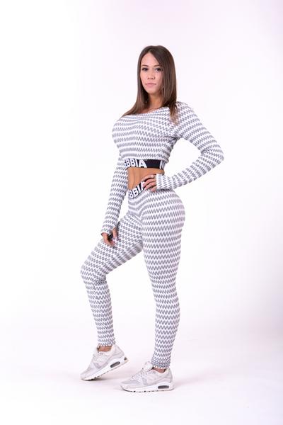 Bilde av NEBBIA Boho Style 3D Pattern Leggings 658