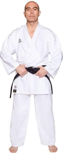 Bilde av HAYASHI Air Deluxe Karate Gi - Blå og Rød