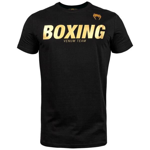 Bilde av VENUM Golden Boxing T-skjorte