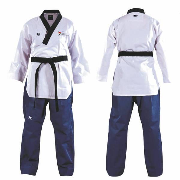 Bilde av TUSAH WT-Godkjent Poomsae Taekwondodrakt -