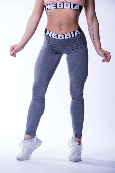 Bilde av NEBBIA Scrunch Butt Leggings Grå 222