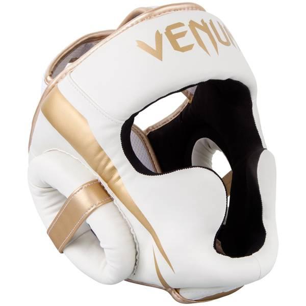Bilde av VENUM Elite Hodebeskyttelse/Hjelm - Hvit/Gull