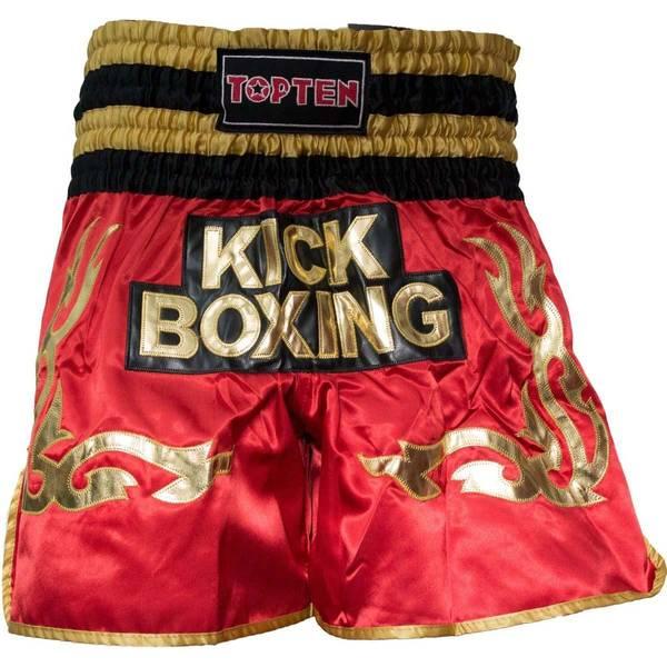 Bilde av TOP TEN WAKO-Godkjent Kickboxing Shorts