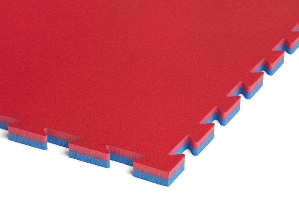 Bilde av ProGame Rød/Blå BASIC flettematte