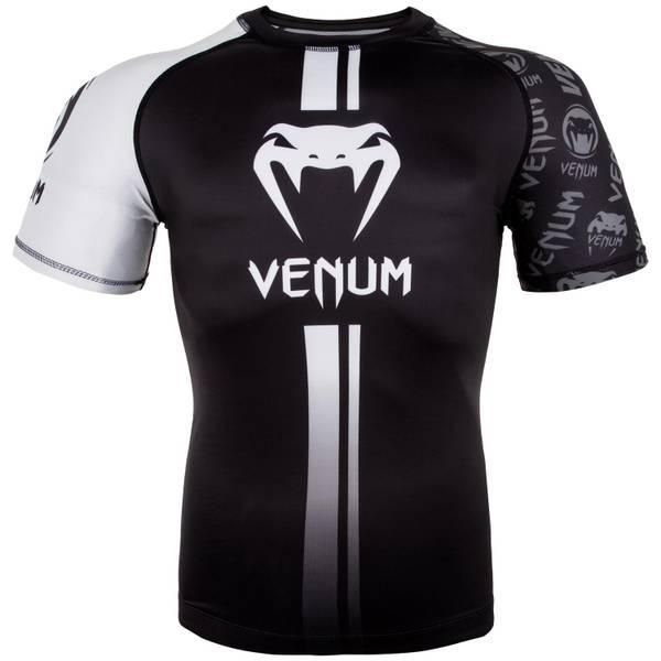 Bilde av VENUM Logo Kompresjonstrøye/Rashguard - Kort arm