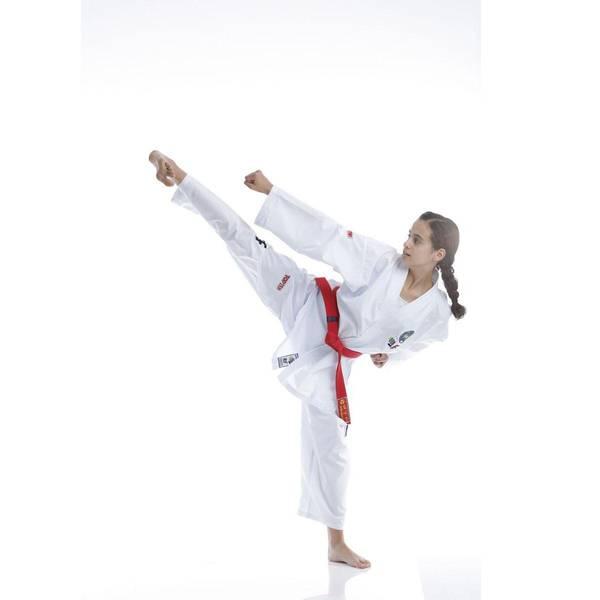 Bilde av TOP TEN Elite Diamond ITF Taekwondodrakt