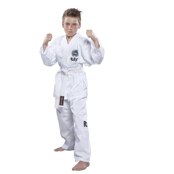 Bilde av TOP TEN De Luxe ITF Student Taekwondodrakt