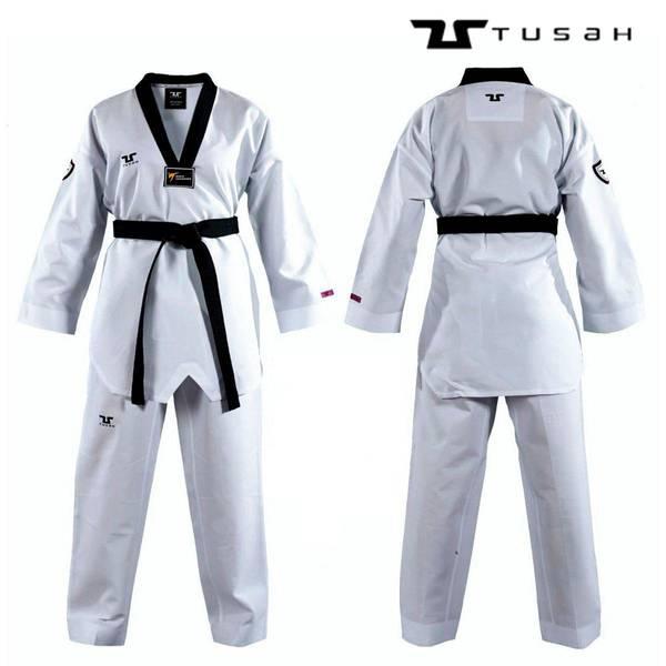 Bilde av TUSAH Premium WT-Godkjent TKD Uniform