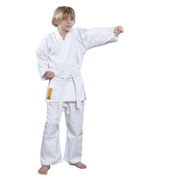 Bilde av HAYASHI Gakuseig Nybegynnerdrakt/Karate Gi for