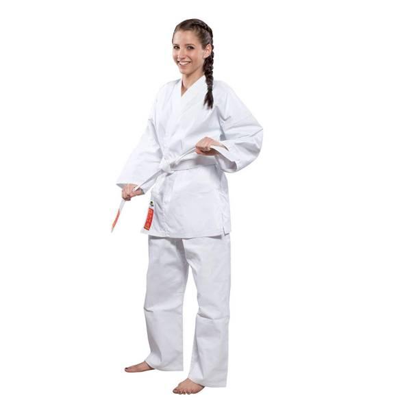 Bilde av HAYASHI Heian WKF-Godkjent Karate Gi  for barn