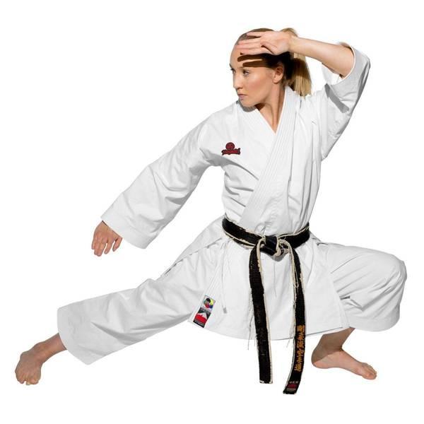 Bilde av HAYASHI Tenno Yama WKF-Godkjent Karate Gi