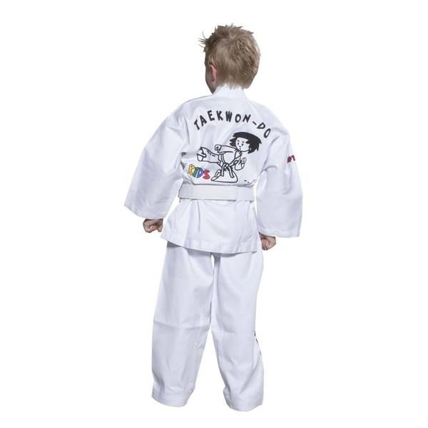 Bilde av TOP TEN ITF Kids Taekwondodrakt