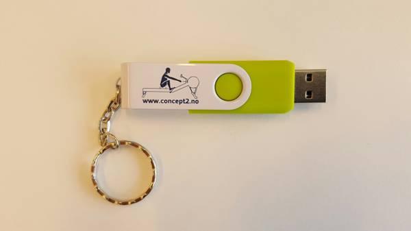 Bilde av USB minnepinne til PM5
