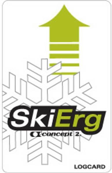 Bilde av Loggkort, SkiErg