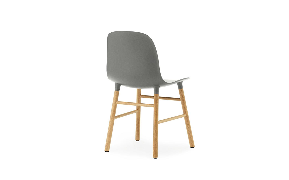 Form Chair Oak Grey - Normann Copenhagen