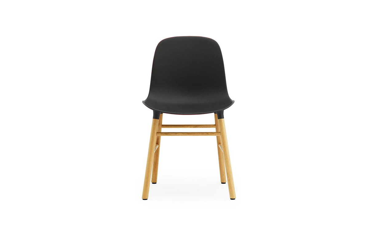 Form Chair Oak Black - Normann Copenhagen