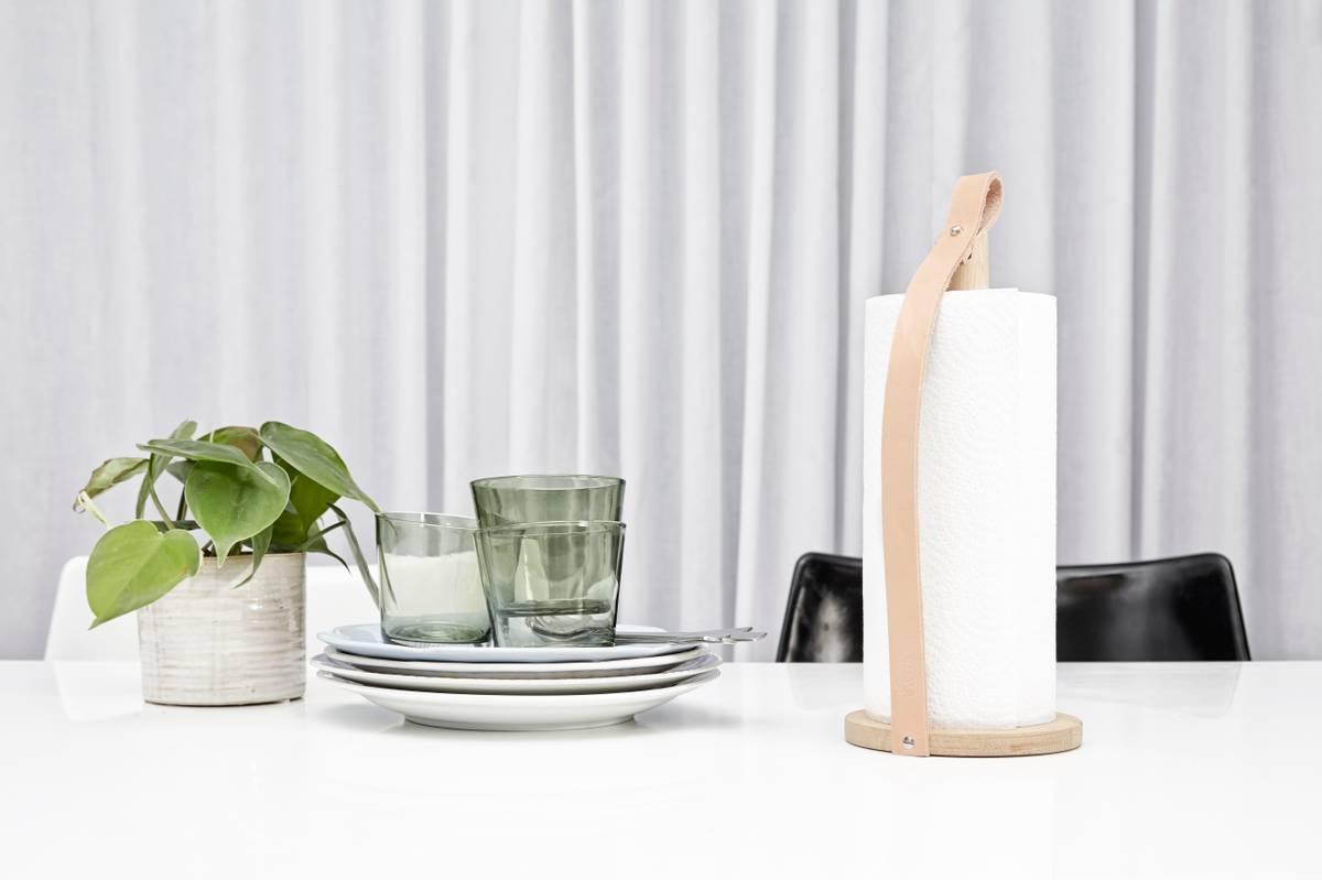 Kjøkkenrullholder Hands on - By Wirth - Natur