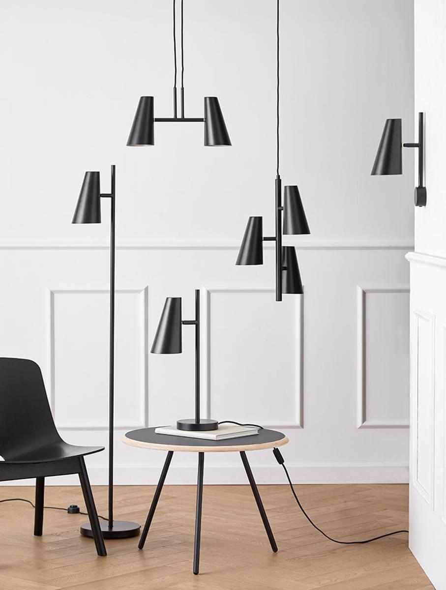 Vegglampe CONO - Woud