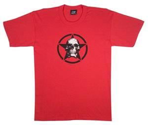Bilde av T-shirt Red Skull