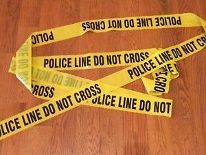Bilde av Police Line Do Not Cross