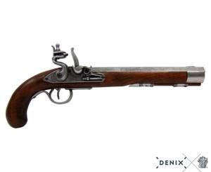 Bilde av Kentuckey Pistol USA 1800 tall Grå