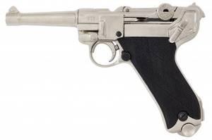 Bilde av Parabellum Luger P08 pistol, Germany 1898, Nikkel