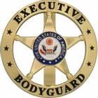 Executive Bodyguard Badge