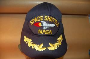Bilde av NASA Space Shuttle Cap