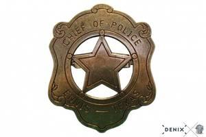 Bilde av Chief of Police Badge