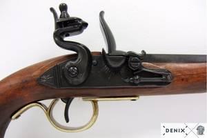 Bilde av Kentuckey Pistol USA 1800 tall Messing