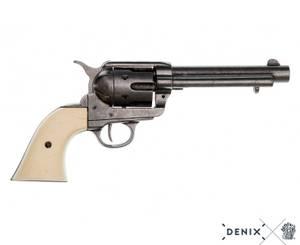 Bilde av Colt Peacemaker cal.45 m/hvite grep