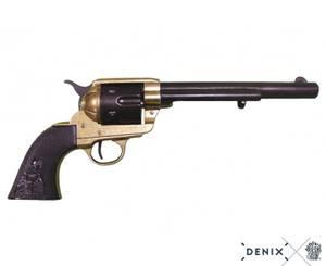 Bilde av Colt cal. 45 Peacemaker sort/messing