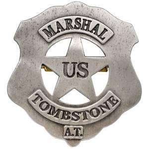 Bilde av US Marshal Tombstone