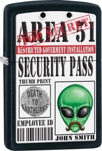 Bilde av Zippo Area 51