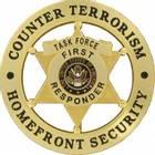Counter Terrorism Badge