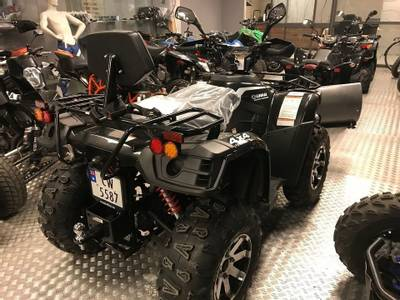 LINHAI 300 cc 4x4 T3 A ELLER B 2021 EFI