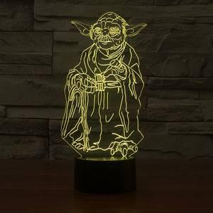Bilde av Star Wars Yoda Master