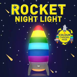 Bilde av Rocket lamp