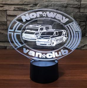 Bilde av Norway Van Club 1