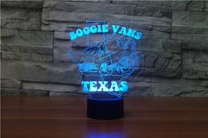 Bilde av Boogie Vans Texas