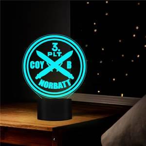 Bilde av Coy B 3 plt Norbatt Lamp
