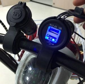 Bilde av USB Lader Motorsykkel