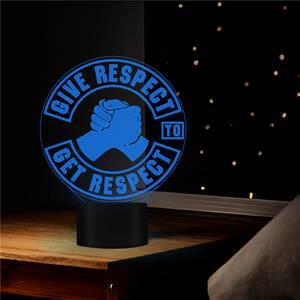 Bilde av Give Respect to Get Respect