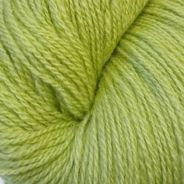 Bilde av Vilje lamullgarn, lys grønn F.412