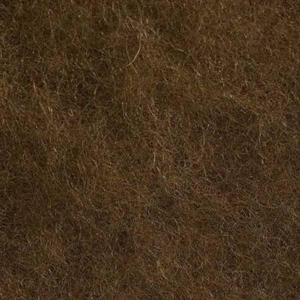 Bilde av Kardet ull, lys sjokoladebrun 100g